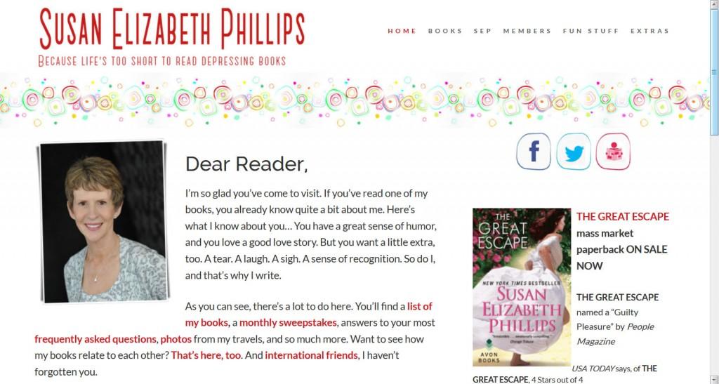 Susan Elizabeth Phsusanelizabethphillips.comillips